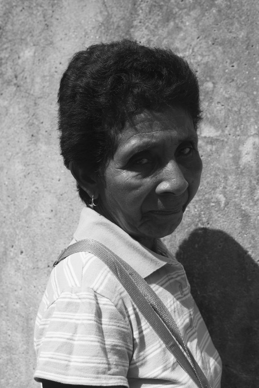 Maria Mercedes was displaced from Oveja, Sucre 17 years ago.